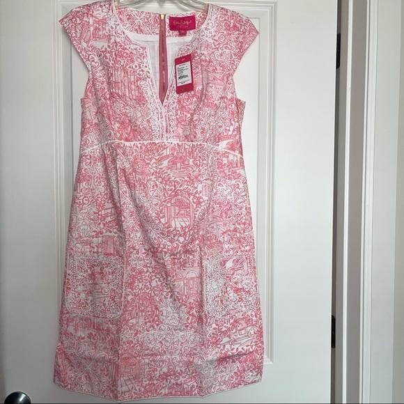 Lilly Pulitzer Tori Dress Poplin dress Jubilee